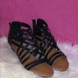 a.n.a sandals